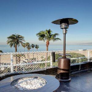 Los Angeles Honeyoon Packages Hotel Shangri La At The Ocean Beach View