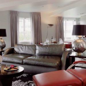Los Angeles Honeyoon Packages Hotel Shangri La At The Ocean Luxury Two Bedroom Suite Double1