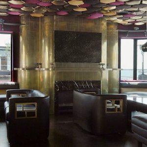 Los Angeles Honeyoon Packages Hotel Shangri La At The Ocean Onyx Rooftop Lounge