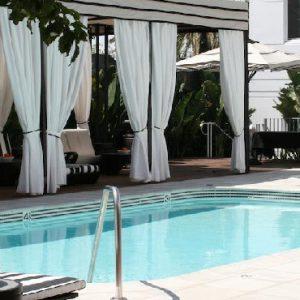 Los Angeles Honeyoon Packages Hotel Shangri La At The Ocean Pool