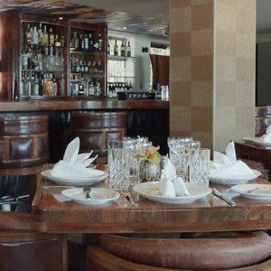 Los Angeles Honeyoon Packages Hotel Shangri La At The Ocean The Dining Room