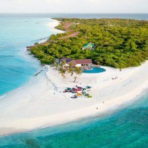 Maldives Honeymoon Packages Hondaafushi Island Resort Aerial View