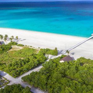Maldives Honeymoon Packages Hondaafushi Island Resort Aerial View2
