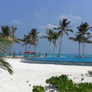 Maldives Honeymoon Packages Hondaafushi Island Resort Beach