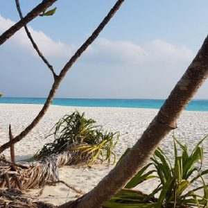 Maldives Honeymoon Packages Hondaafushi Island Resort Beach1