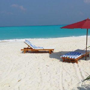 Maldives Honeymoon Packages Hondaafushi Island Resort Beach2