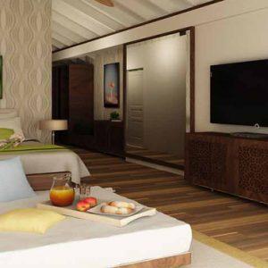 Maldives Honeymoon Packages Hondaafushi Island Resort Deluxe Beach Bungalow1