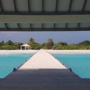 Maldives Honeymoon Packages Hondaafushi Island Resort Dock