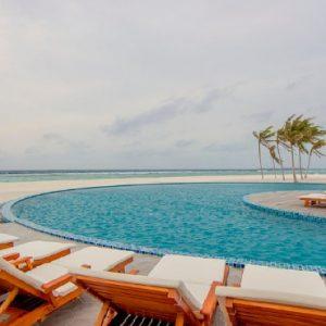 Maldives Honeymoon Packages Hondaafushi Island Resort Pool