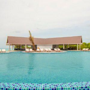 Maldives Honeymoon Packages Hondaafushi Island Resort Pool1