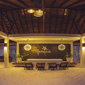 Maldives Honeymoon Packages Hondaafushi Island Resort Reception And Lobby