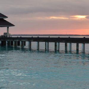 Maldives Honeymoon Packages Hondaafushi Island Resort Sunset