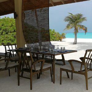 Maldives Honeymoon Packages Hondaafushi Island Resort Sunset Restaurant