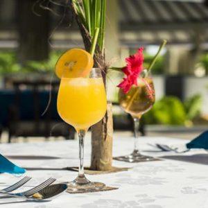 Maldives Honeymoon Packages Hondaafushi Island Resort Cocktail At The Restaurant