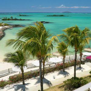Mauritius Honeymoon Packages Lagoon Attitude Aerial View