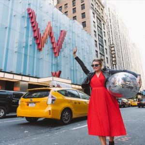 New York Honeymoon Packages W New York Times Square Hotel Entrance