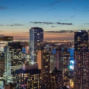New York Honeymoon Packages W New York Times Square Southwest City View