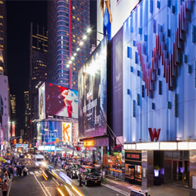 New York Honeymoon Packages W New York Times Square Thumbnail