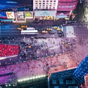 New York Honeymoon Packages W New York Times Square Times Square View