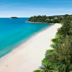Phuket Honeymoon Packages Katathani Aerial View