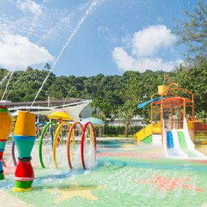 Phuket Honeymoon Packages Katathani Aqua Play Zone