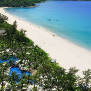 Phuket Honeymoon Packages Katathani Beach