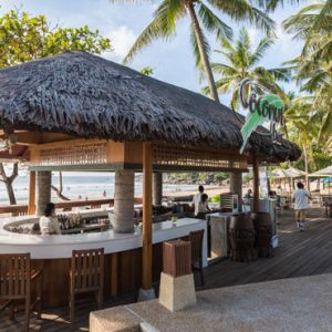 Phuket Honeymoon Packages Katathani Coconut Bar