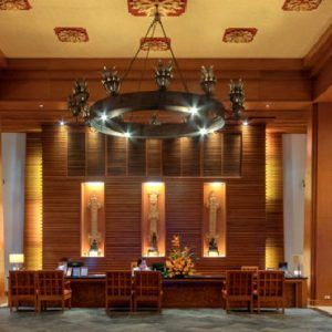 Phuket Honeymoon Packages Katathani Lobby Lounge