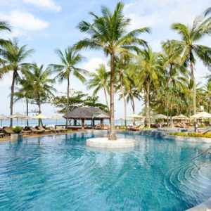 Phuket Honeymoon Packages Katathani Pool