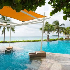 Phuket Honeymoon Packages Katathani Pool2