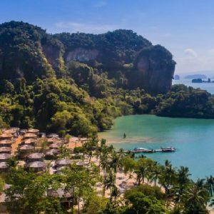 Phuket Honeymoon Packages TreeHouse Villas Aerial View