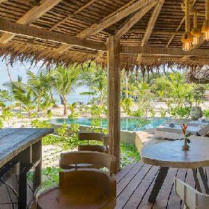 Phuket Honeymoon Packages TreeHouse Villas Beachfront Pool Villa1