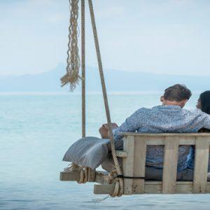 Phuket Honeymoon Packages TreeHouse Villas Couple On Swing