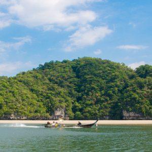 Phuket Honeymoon Packages TreeHouse Villas Location
