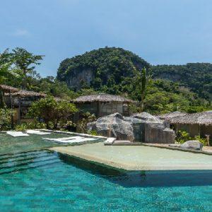 Phuket Honeymoon Packages TreeHouse Villas Pool1