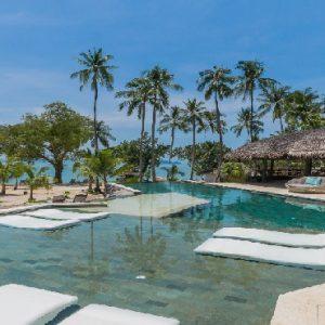 Phuket Honeymoon Packages TreeHouse Villas Pool2