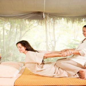 Phuket Honeymoon Packages TreeHouse Villas Spa Treatment