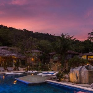 Phuket Honeymoon Packages TreeHouse Villas Sunset