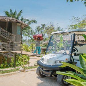 Phuket Honeymoon Packages TreeHouse Villas Villa Transfer