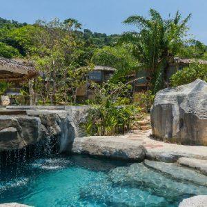 Phuket Honeymoon Packages TreeHouse Villas Waterfall
