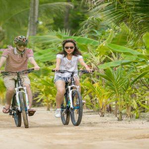 Phuket Honeymoon Packages TreeHouse Villas Bike Riding
