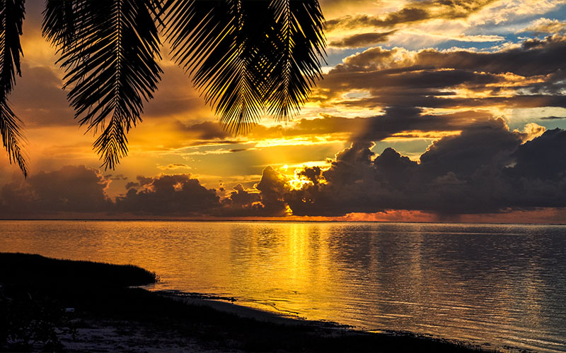 10 Reasons To Visit The Cook Islands Soul Stirring Sunsets