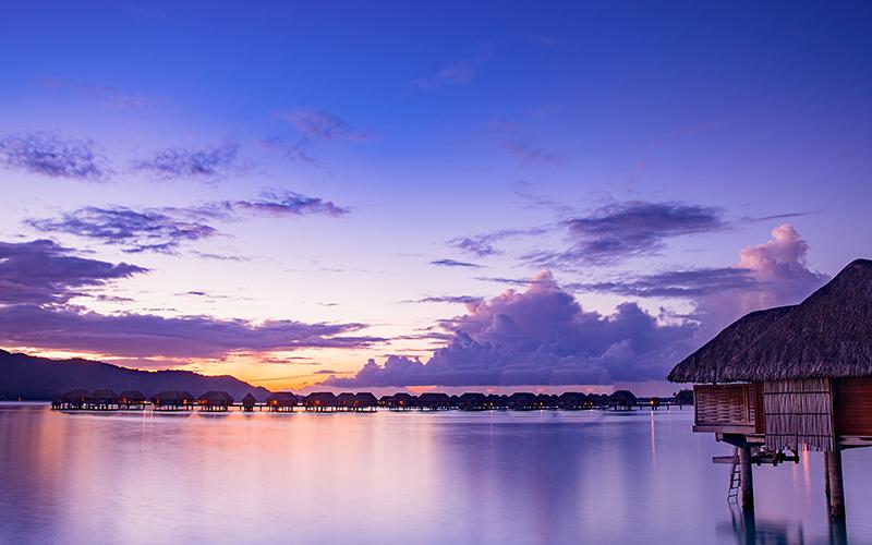 10 Best Places To See The Sun Set Around The World Blog Bora Bora, Tahiti