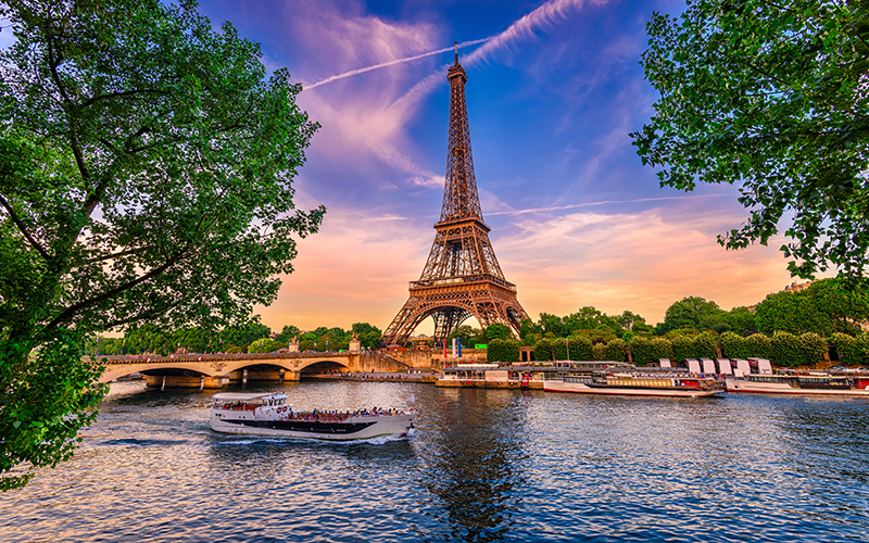 10 Best Places To See The Sun Set Around The World Blog Paris, France