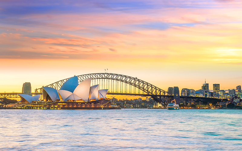 10 Best Places To See The Sun Set Around The World Blog Sydney Harbour, Australia