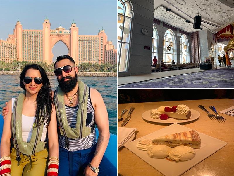 Jagdish And Rav's Amazing Mauritius And Dubai Honeymoon Jumeriah Zabeel Saray Exploring Dubai
