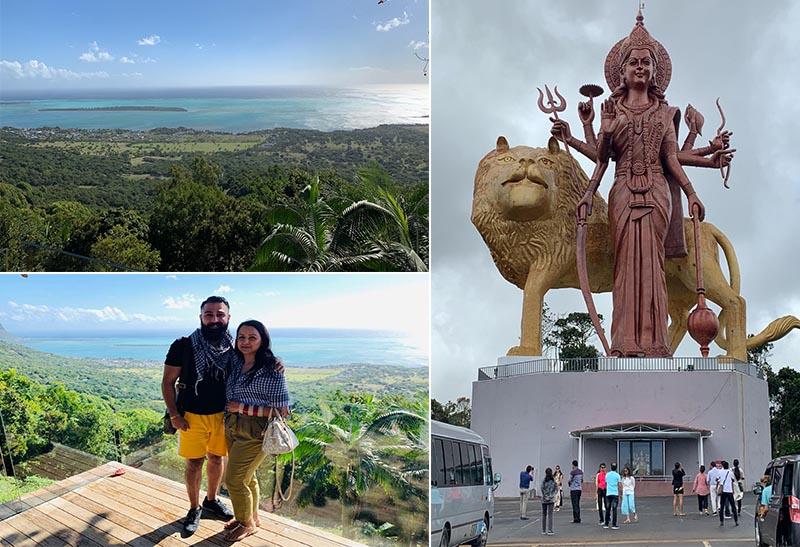 Jagdish And Rav's Amazing Mauritius And Dubai Honeymoon St Regis Mauritius City Tour