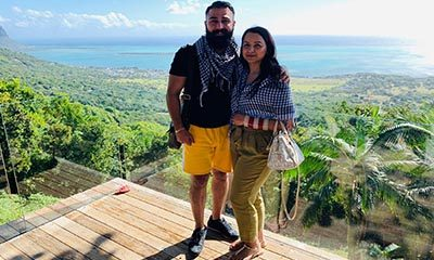 Jagdish and Ravi's Amazing Mauritius & Dubai Honeymoon