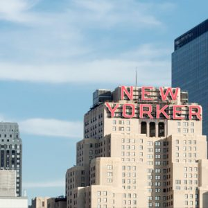 New York Honeymoon Packages The New Yorker A Wyndham Hotel Hotel Exterior