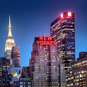 New York Honeymoon Packages The New Yorker A Wyndham Hotel Thumbnail